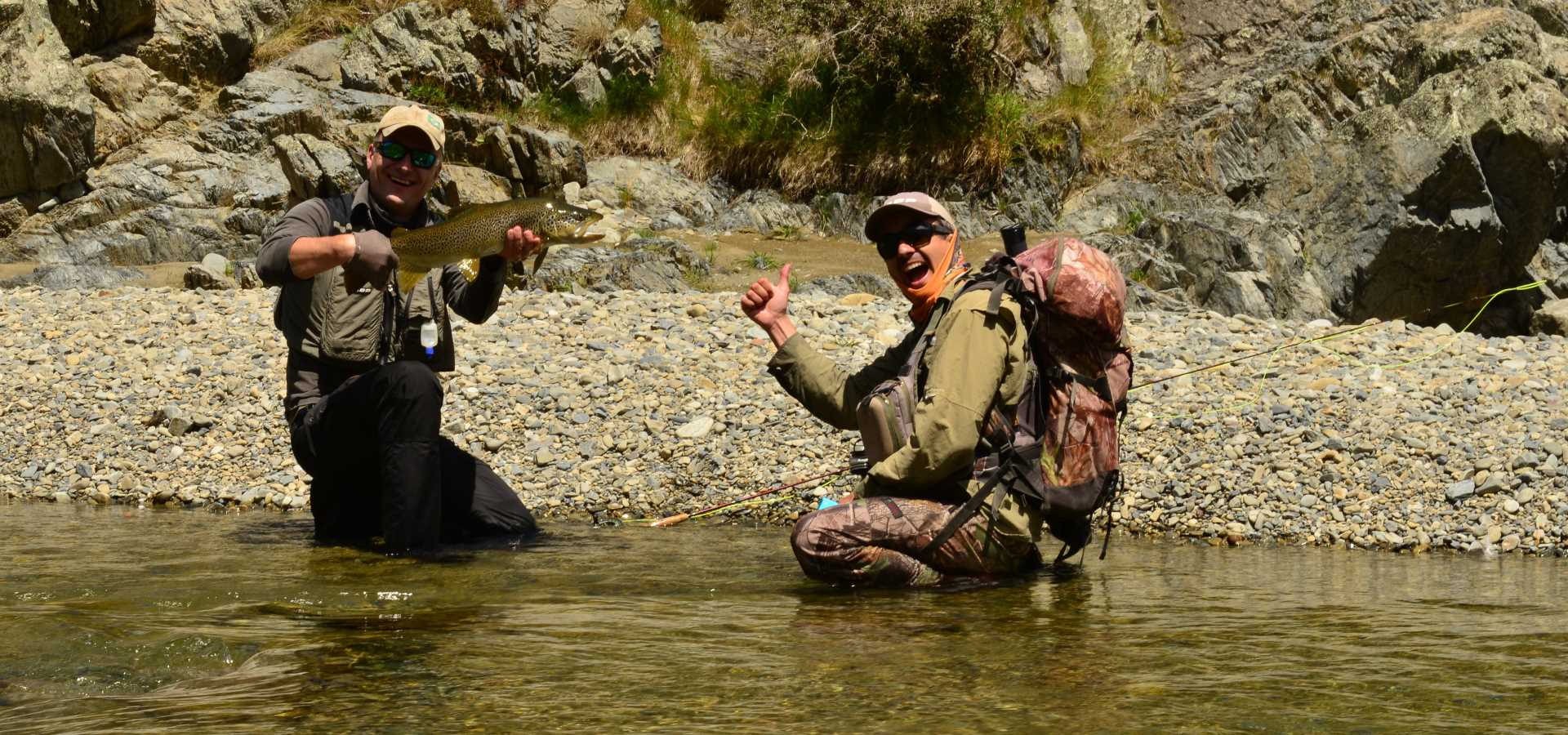 Professional Fly Fishing Guide