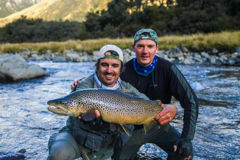 Trophy Trout New Zealand