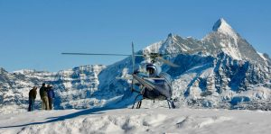 Ultimate Southern Alps Trip
