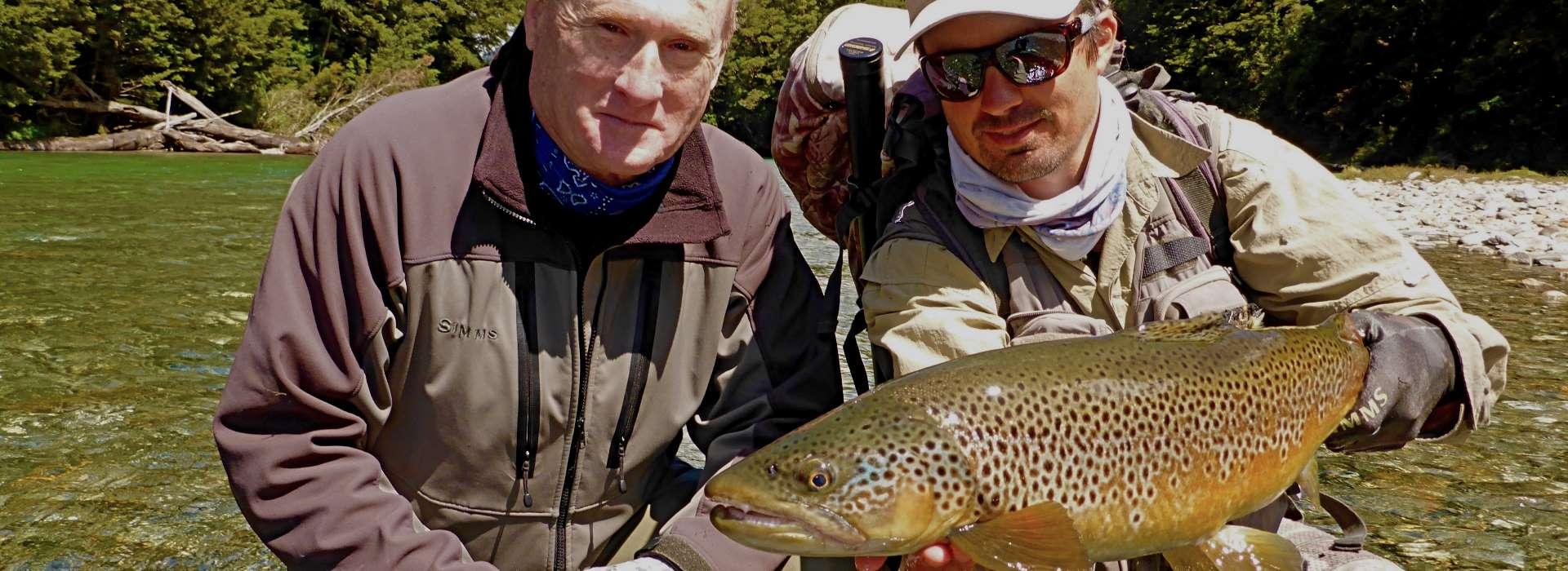 Trout Fishing NZ