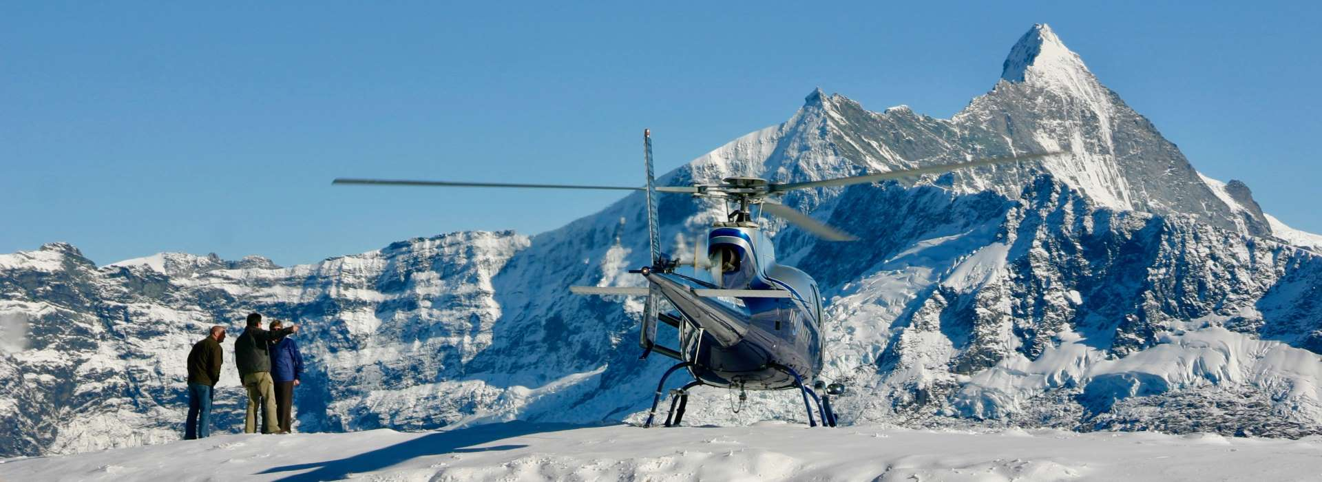 Ultimate Southern Alps Helicopter Trip