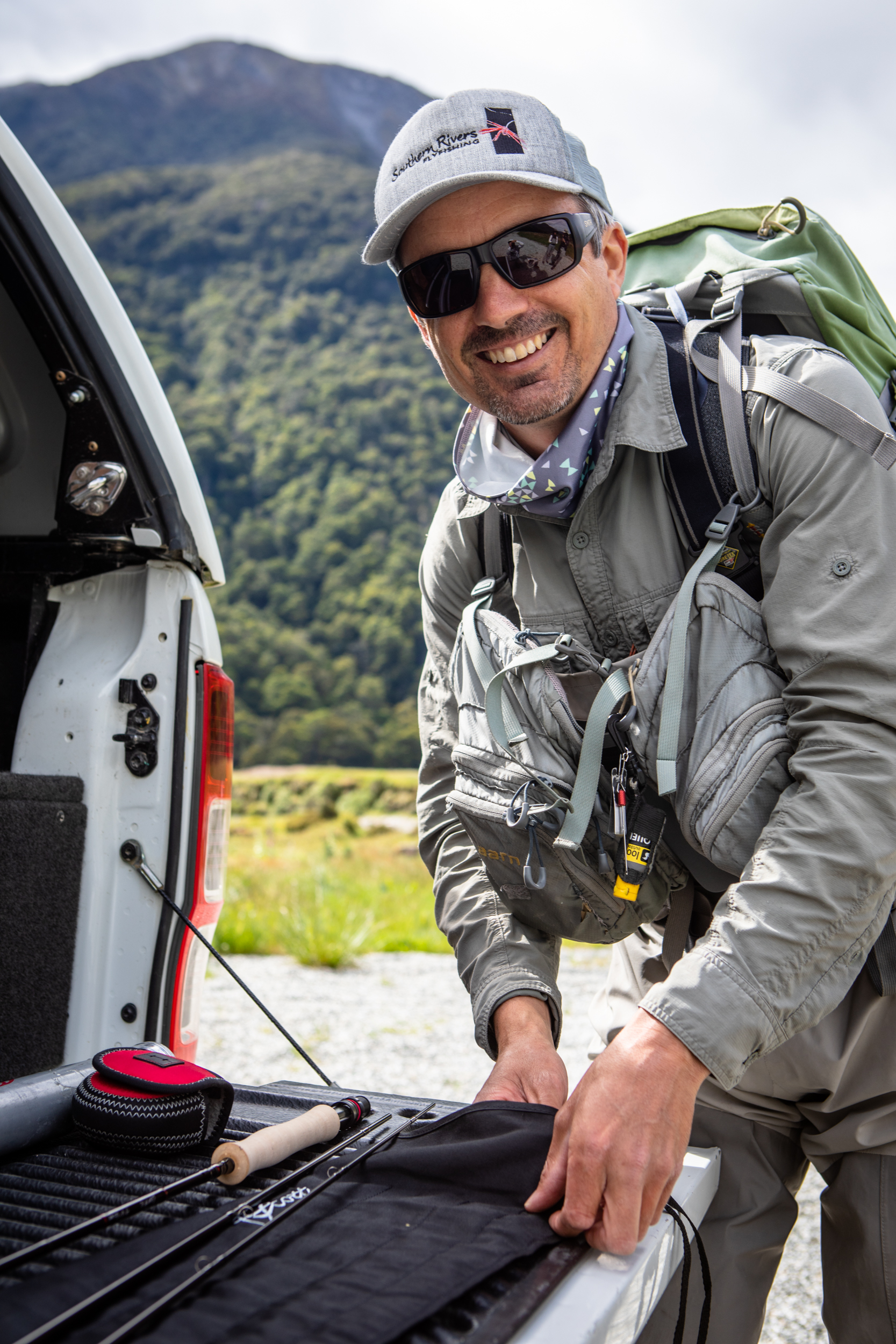 Jake Berry Fly Fishing Guide