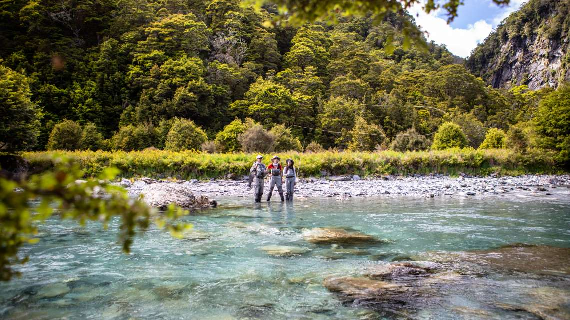 Fly Fishing New Zealand