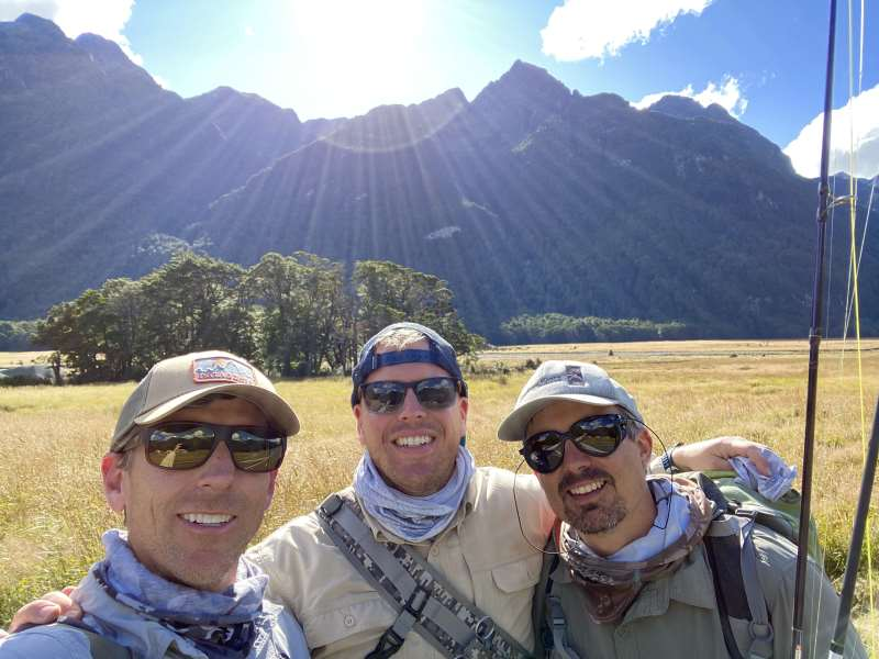 Overnight Guided Fly Fishing Trip