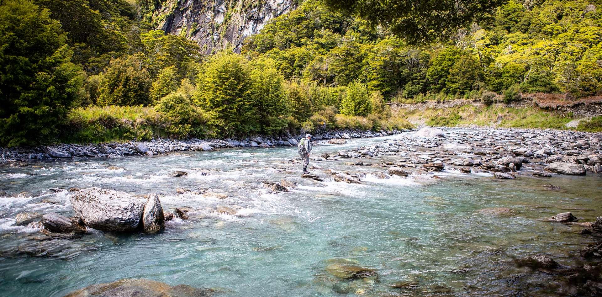 Fly Fishing Wanaka